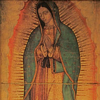 Our Lady of Guadalupe 200