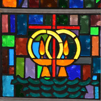 sacraments stained glass 200